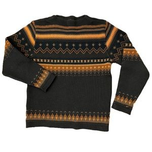 Norvyk wool sweater